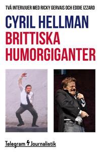 Brittiska humorgiganter - Två intervjuer med Ricky Gervais och Eddie Izzard