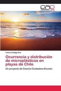 Ocurrencia y Distribucion de Microplasticos En Playas de Chile