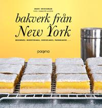 Bakverk från New York : brownie, morotskaka, cheescake, pannkaka ...