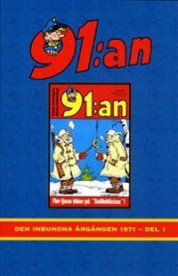 91:an : den inbundna årgången 1971 Vol 1