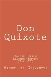 Don Quixote: English-Spanish Learning Edition