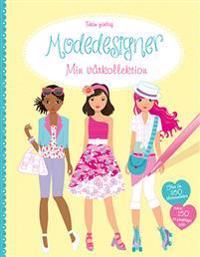 Modedesigner : min vårkollektion