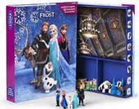 Frost (bok, lekmatta + figurer)