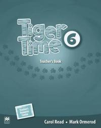 Tiger Time Level 6 Teacher's Book Pack