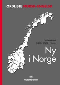 Ny i Norge; ordliste norsk-engelsk