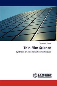 Thin Film Science