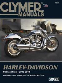 Clymer Manuals Harley-Davidson VRSC Series 2002-2014