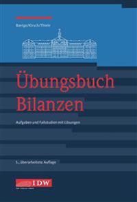 Übungsbuch Bilanzen