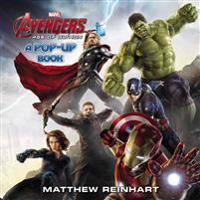 Marvel's Avengers: Age of Ultron: A Pop-Up Book