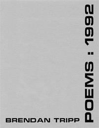 Poems: 1992