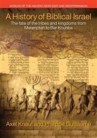 A History of Biblical Israel