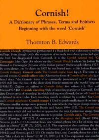 Cornish! - a dictionary of phrases, terms and epithets beginning with the w