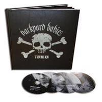 Backyard babies - Them XX: 20th Anniversary Box (Bok+3CD+DVD)