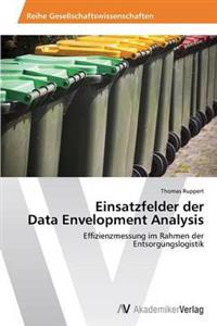 Einsatzfelder Der Data Envelopment Analysis