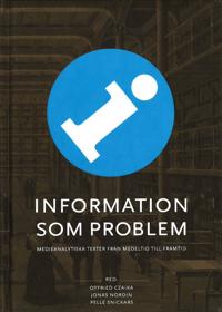 Information som problem