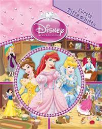 Disney Prinsessor : första titta och hitta