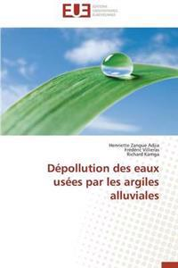 D�pollution Des Eaux Us�es Par Les Argiles Alluviales