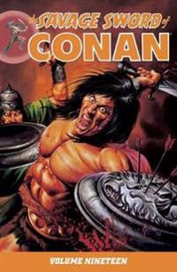 The Savage Sword of Conan 19