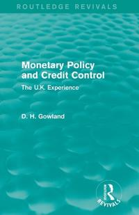 Monetary Policy and Credit Control