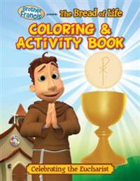 Coloring & Activity Book: Ep 02: The Bread of Life