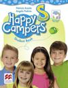Happy Campers Starter - The Language Lodge - Student Book and Workbook