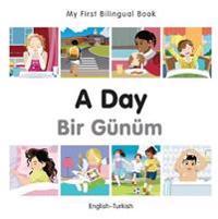 My First Bilingual Book - A Day - Korean-english - Milet Publishing - böcker (9781785080494)     Bokhandel