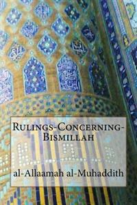 Rulings-Concerning-Bismillah