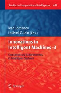 Innovations in Intelligent Machines -3