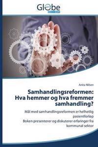Samhandlingsreformen - Nilsen Anita pdf epub