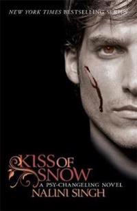 Kiss of snow - book 10