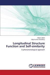 Longitudinal Structure Function and Self-Similarity