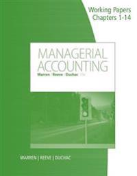 WPS MANAGERIAL ACCOUNTING