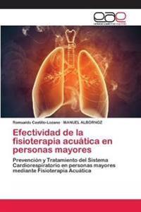 Efectividad de La Fisioterapia Acuatica En Personas Mayores