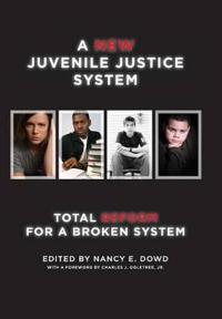 A New Juvenile Justice System