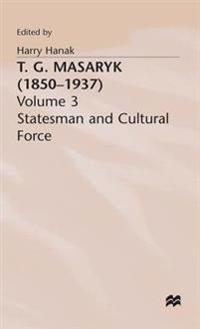 T.g.masaryk 1850-1937