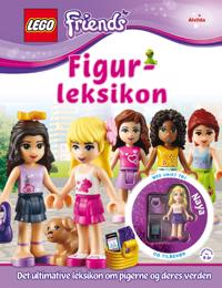Lego friends figurleksikon