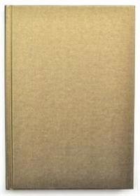 Kiji skrivbok A4 guld olinjerad