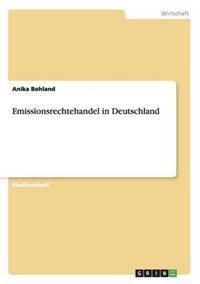 Emissionsrechtehandel in Deutschland