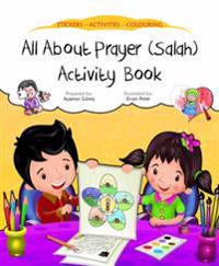 All About Prayer Salah Activity Book