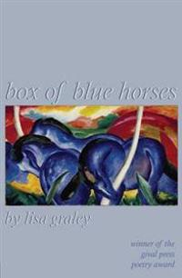 Box of Blue Horses