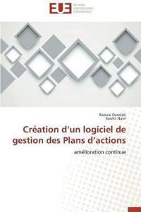 Cr�ation D Un Logiciel de Gestion Des Plans D Actions