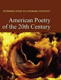 American Poetry of the 20th Century