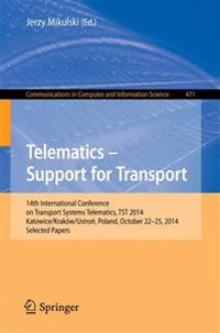 Telematics - Support for Transport