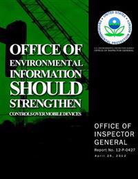 Office of Environmental Information Should Strengthen Controls Over Mobile Devices