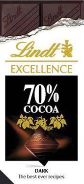 Lindt Chocolate Bar