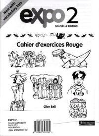 Expo 2 Rouge Workbook Pack of 8 New Edition