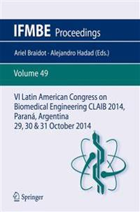 VI Latin American Congress on Biomedical Engineering Claib 2014