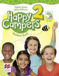 Happy Campers Level 2 Student's Book/Language Lodge