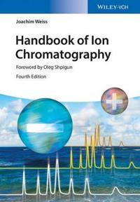 Handbook of Ion Chromatography, 3 Volume Set