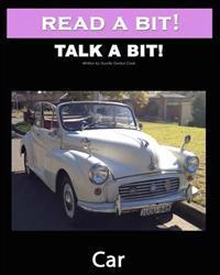 Read a Bit! Talk a Bit! Car: Alzheimer's Dementia Activity Book